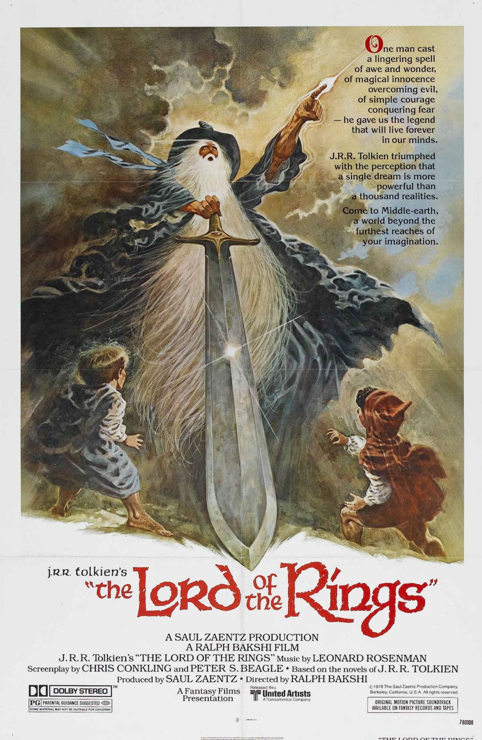 The Lord of the Rings (40th Anniversary Screening!)