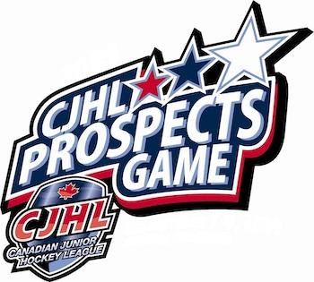 CJHL Top Prospects Game   Okotoks, AB 2019