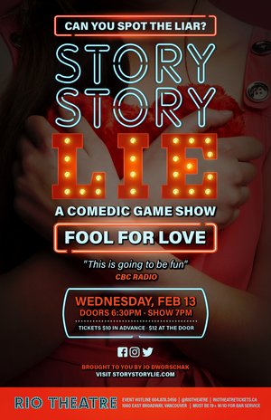 Story Story Lie: Fool For Love