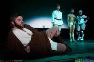 Star Wars: The Empire Strips Back A Burlesque Re-Imagining