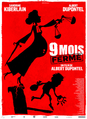 The Vancouver Foreign Film Club presents the Vancouver Premiere : 9 month's stretch / 9 mois ferme