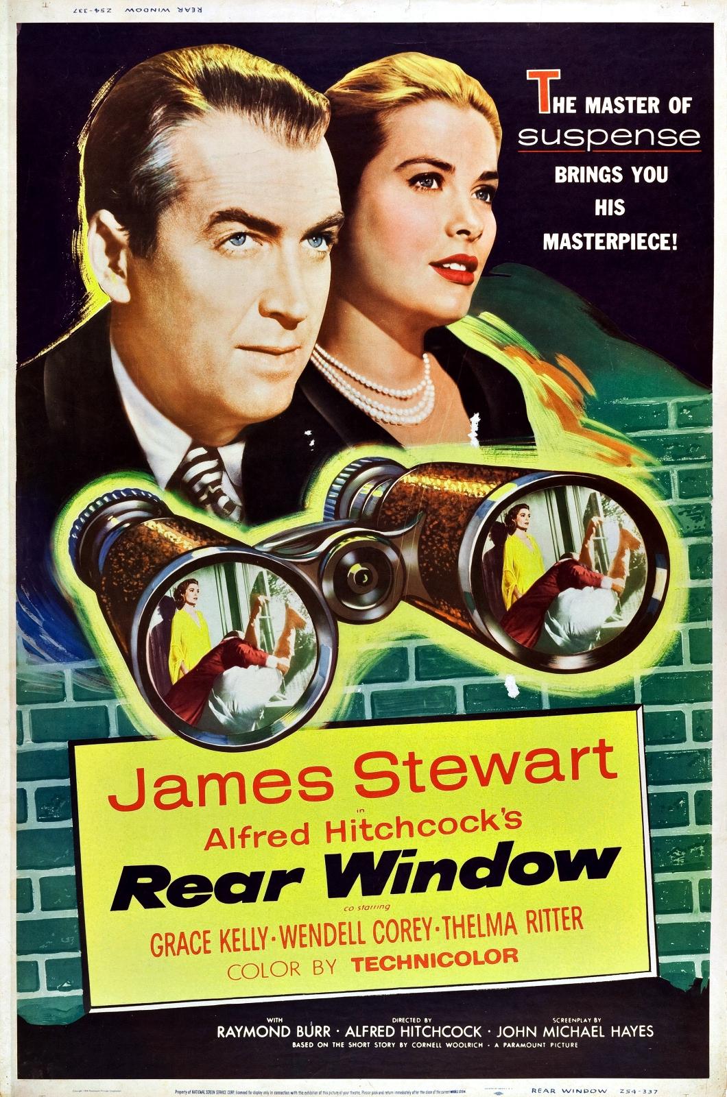 Rear Window (Final Screening)