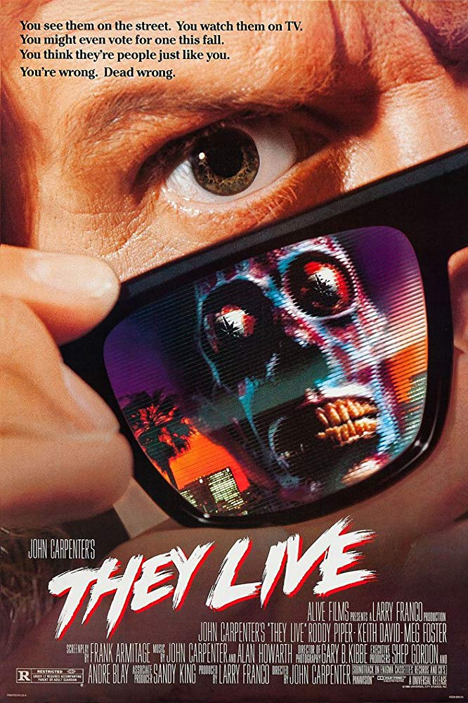 They Live (Final Screening!)