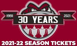 2021-22 Guelph Storm Season Tickets
