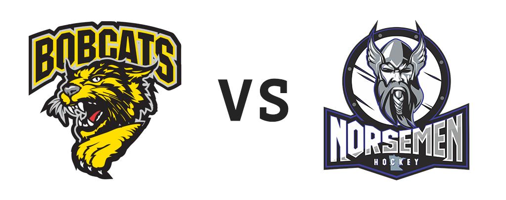 Bismarck Bobcats vs St Cloud Norsemen