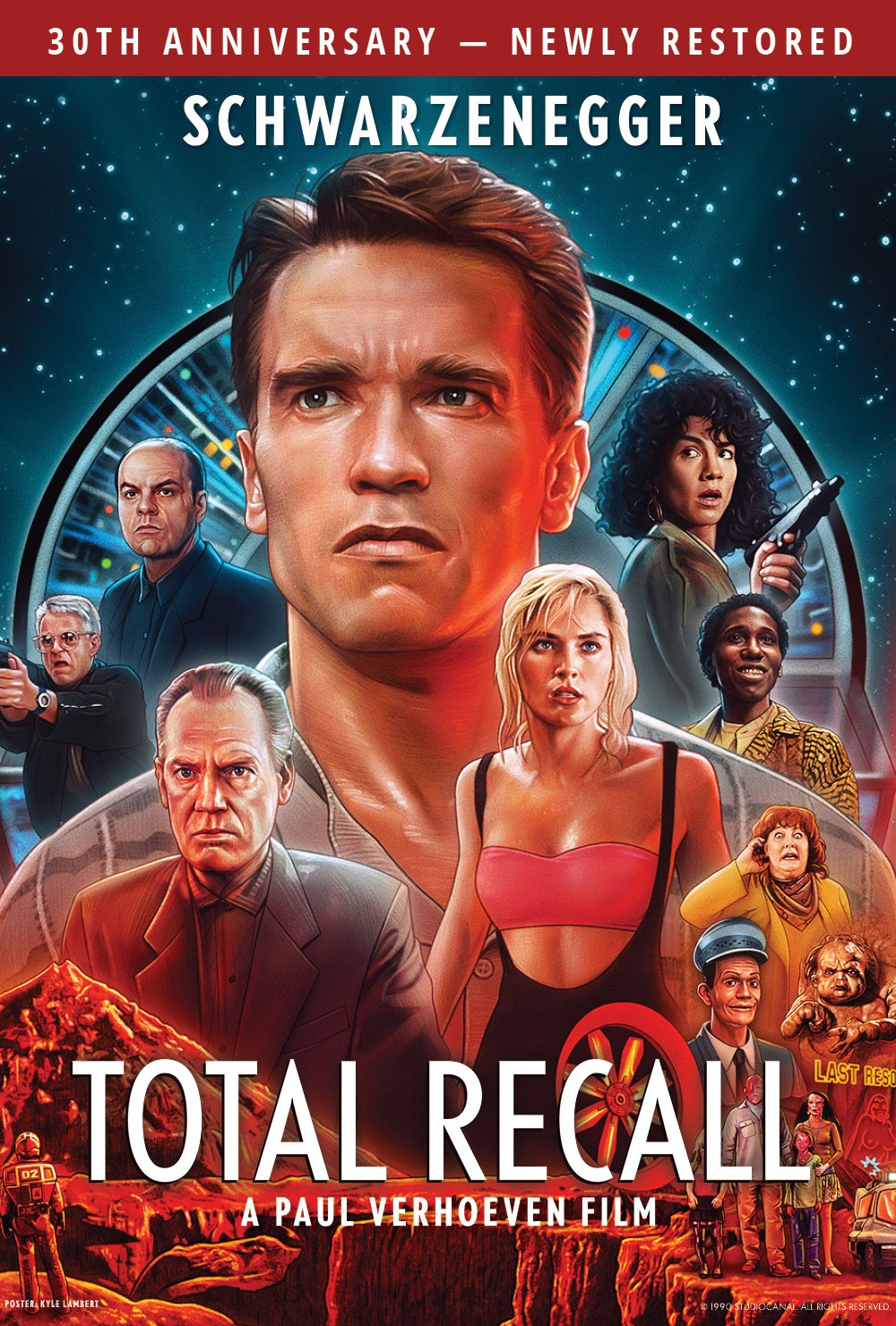 Total Recall (30th Anniversary Restoration)