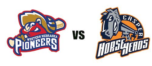 Casper Horseheads vs Western Nebraska Pioneers