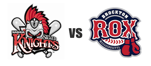 Nashua Silver Knights vs Brockton Rox