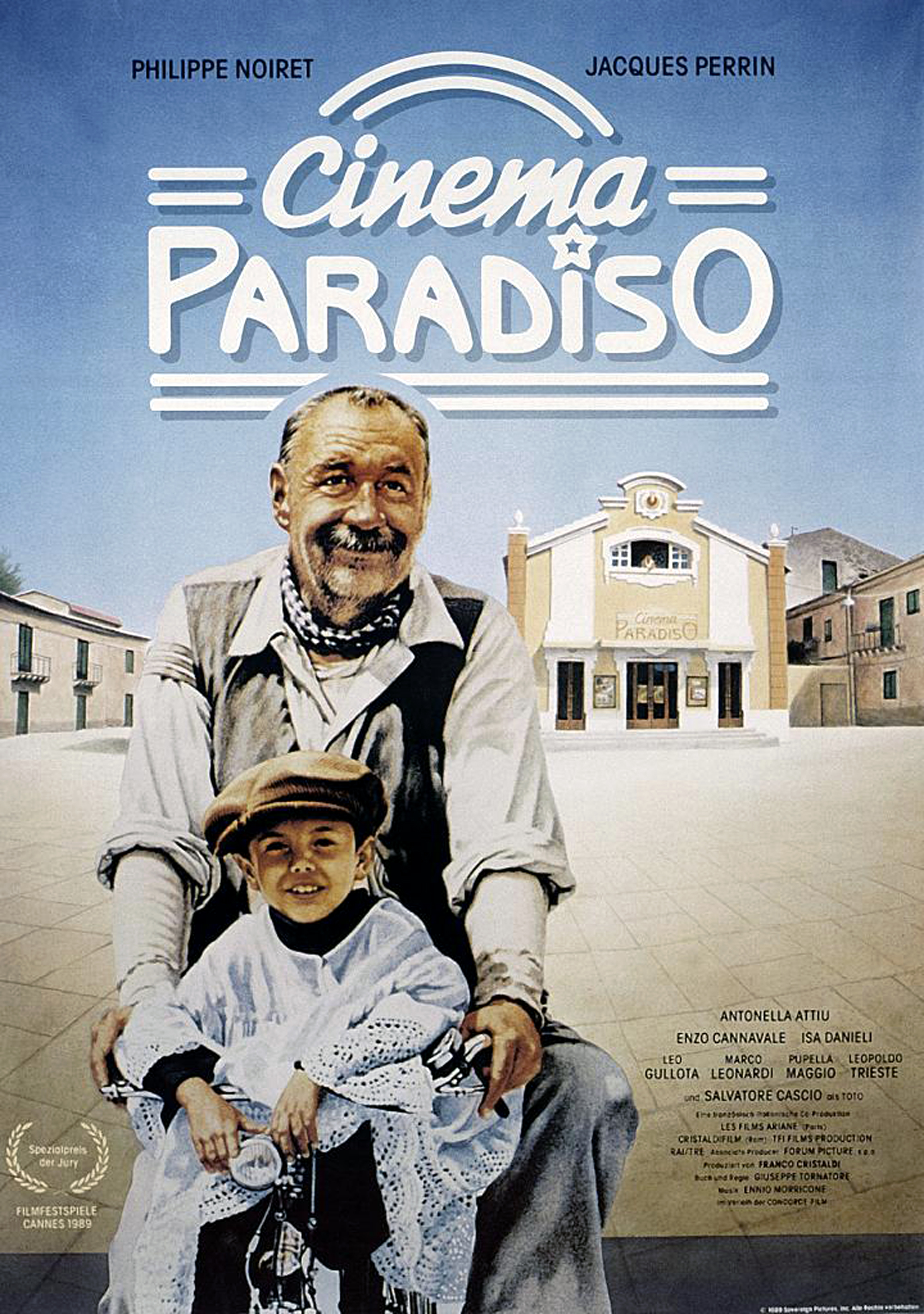 Cinema Paradiso SOLD OUT