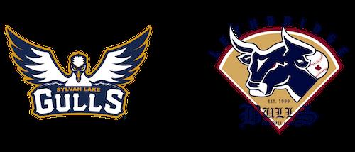 Sylvan Lake Gulls vs Lethbridge Bulls