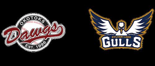 Okotoks Dawgs Black vs. Sylvan Lake Gulls