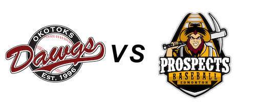 Okotoks Dawgs 2 vs. Edmonton Prospects