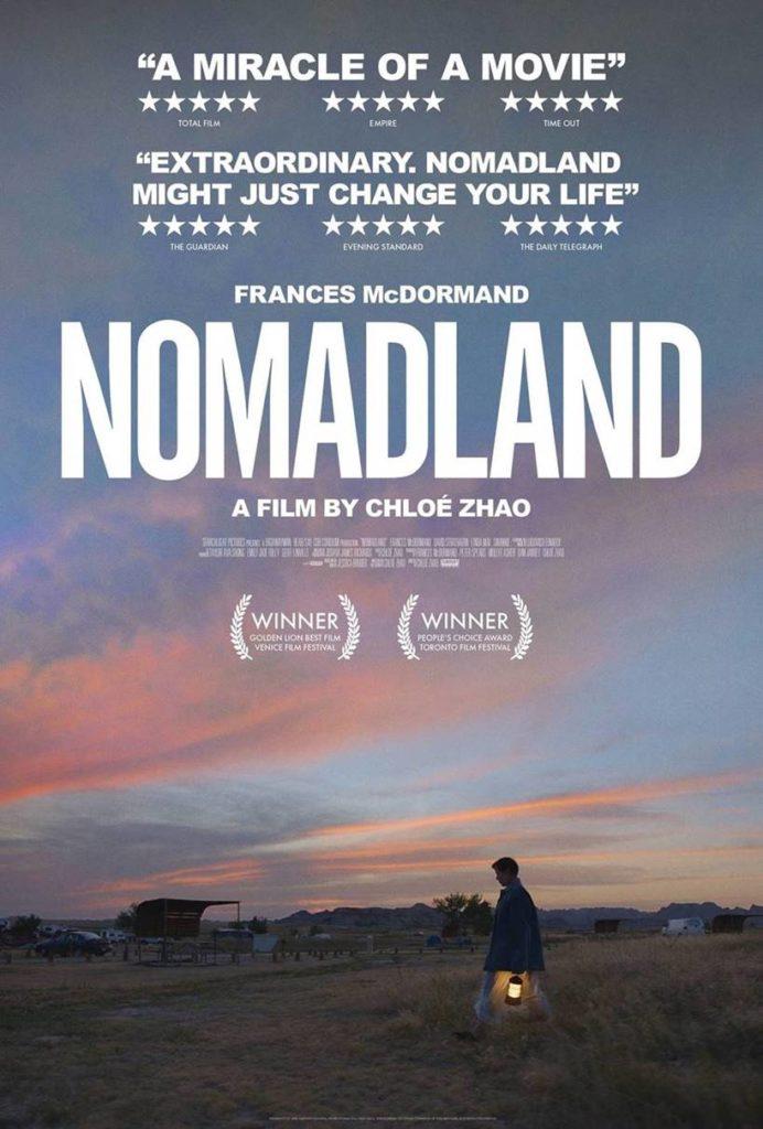Nomadland *Rush Seating Only