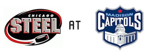 Chicago Steel vs Madison Capitols