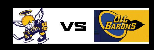 Spruce Grove Saints vs Fort McMurray Oil Barons
