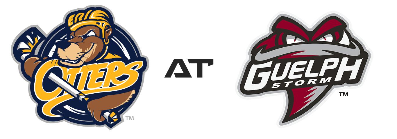 Erie Otters vs Guelph Storm