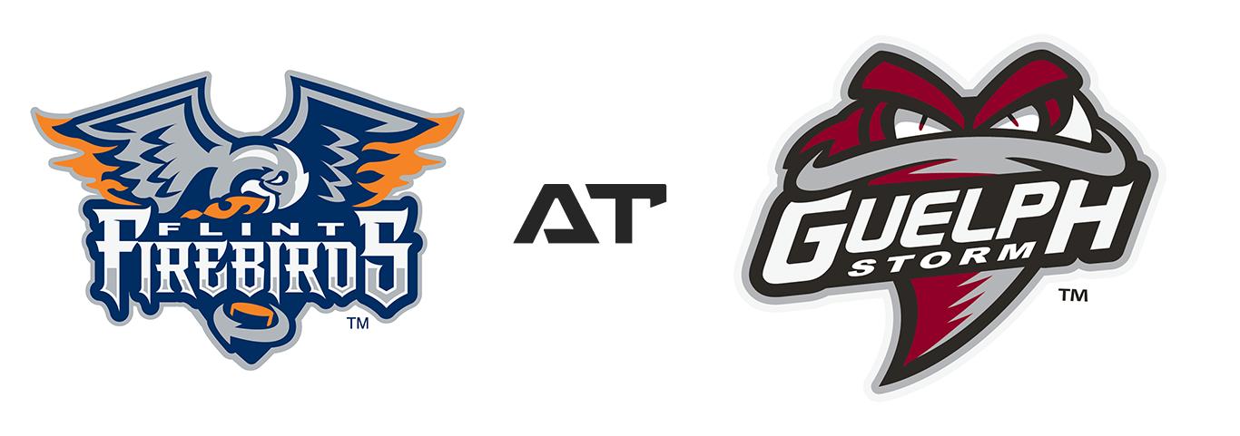 Flint Firebirds vs Guelph Storm