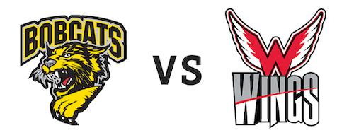 Bismarck Bobcats vs Aberdeen Wings
