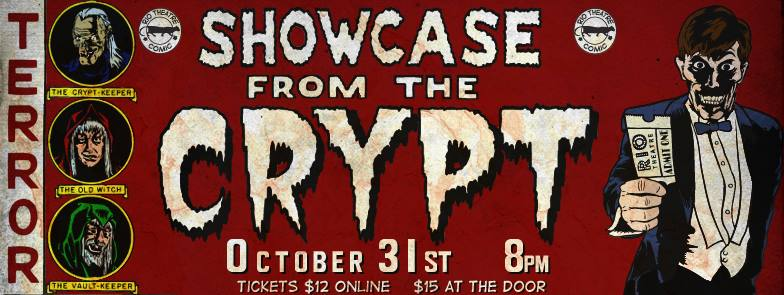 Showcase From The Crypt