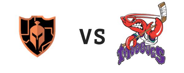 Wichita Falls Warriors vs Shreveport Mudbugs