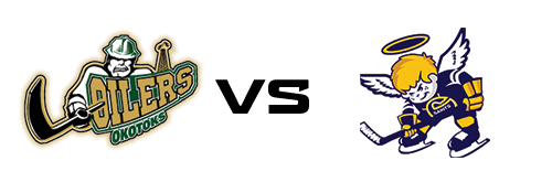 Okotoks Oilers vs Spruce Grove Saints