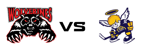 Whitecourt Wolverines vs Spruce Grove Saints