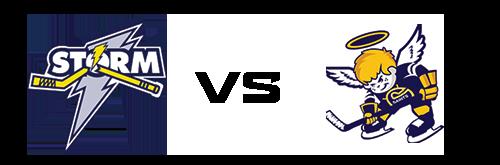 Grande Prairie Storm vs Spruce Grove Saints