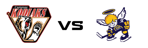 Camrose Kodiaks vs Spruce Grove Saints