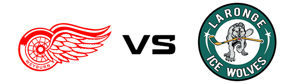 Weyburn Red Wings vs La Ronge Ice Wolves