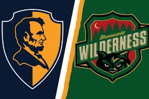 Minnesota Wilderness vs Springfield Jr. Blues
