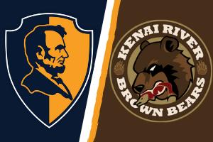 Kenai River Brown Bears vs Springfield Jr. Blues