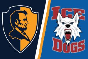 Fairbanks Ice Dogs vs Springfield Jr. Blues