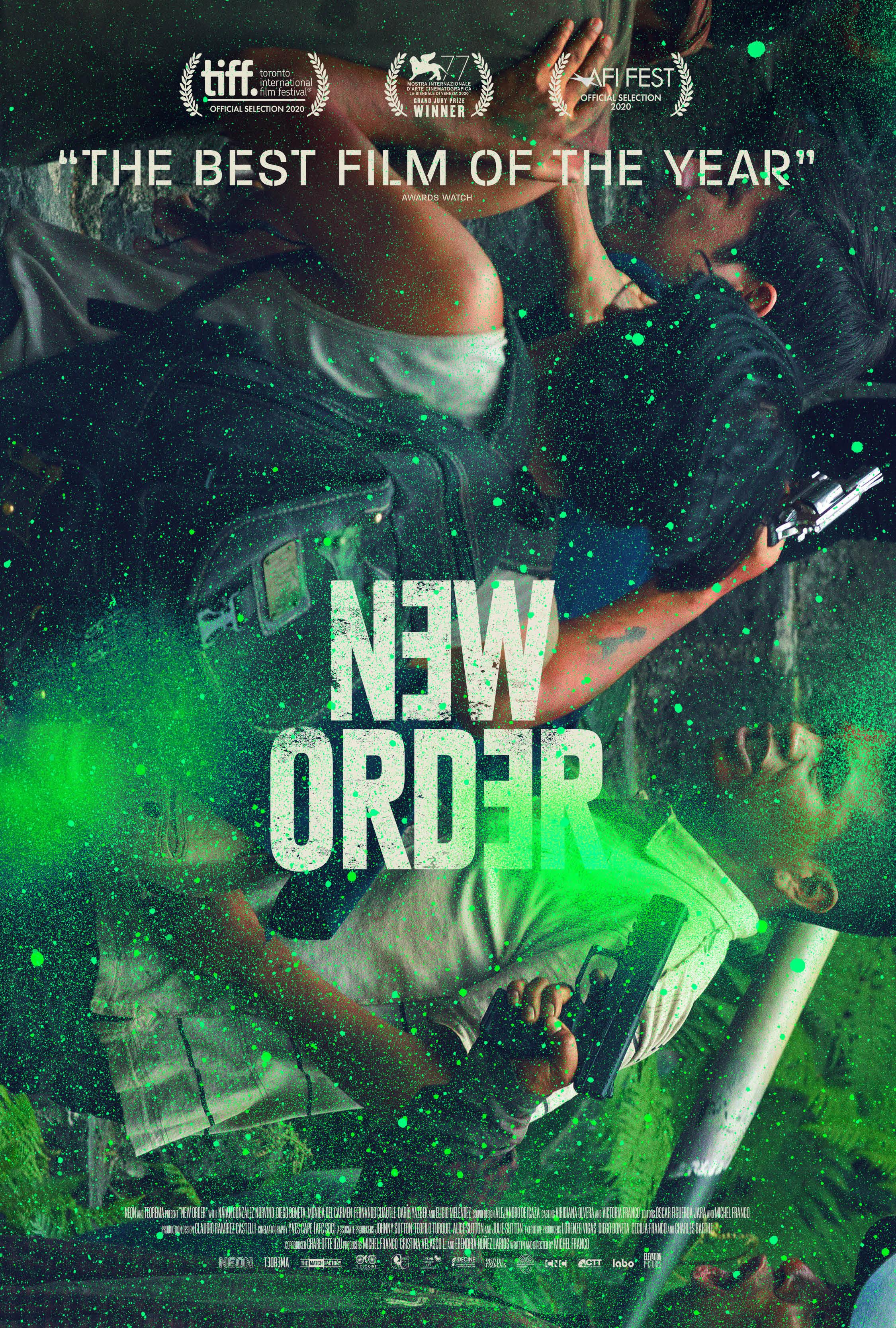 New Order (Final Screening)