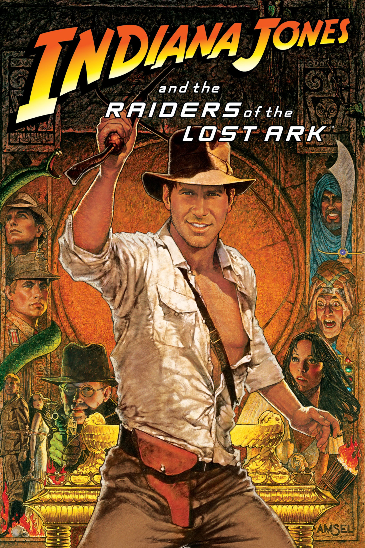 Raiders of the Lost Ark (40th Anniversary Screening!)