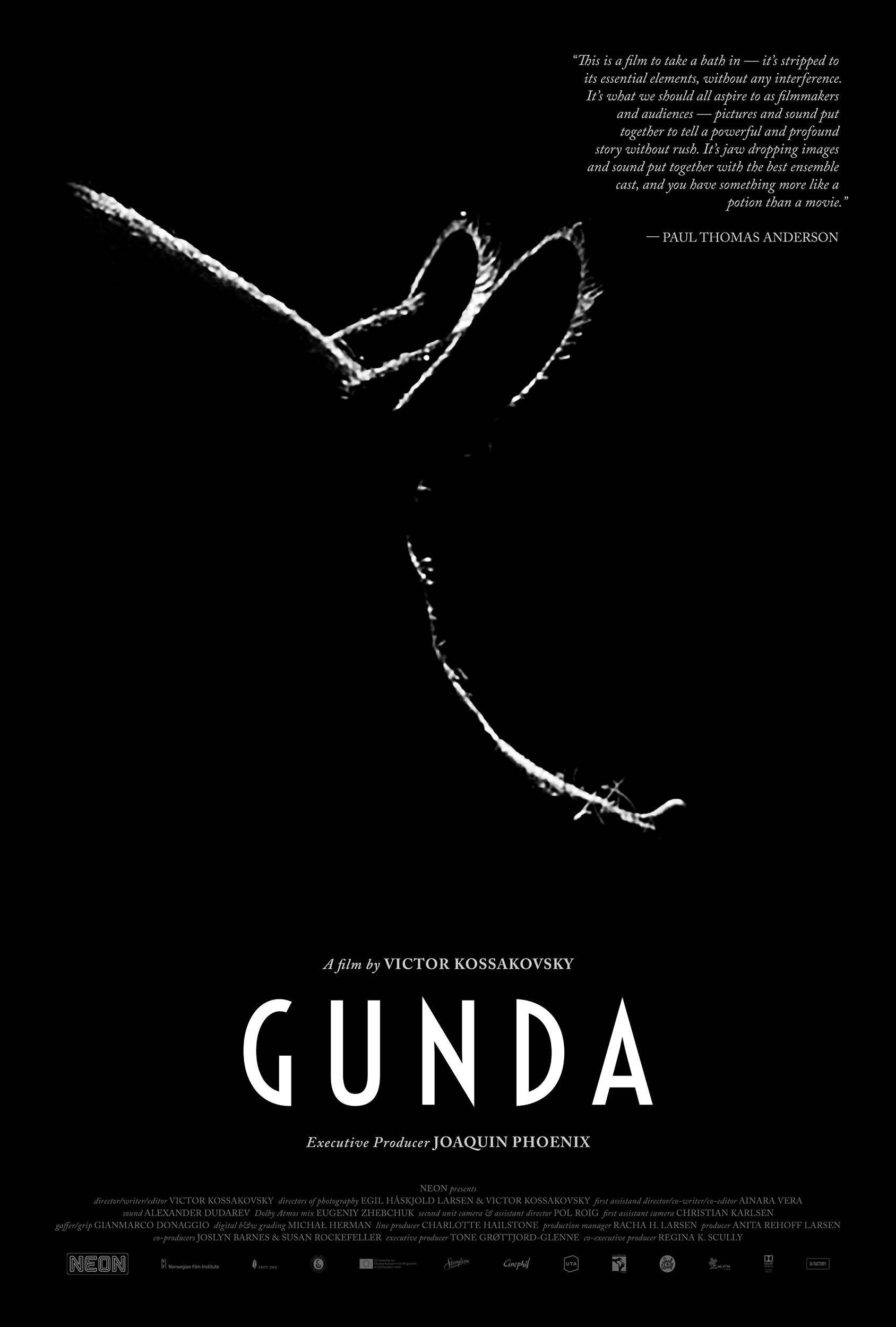 Gunda (Final Screening!)