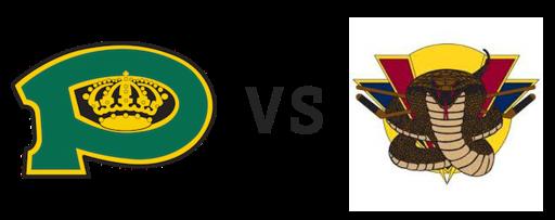 Powell River Kings vs Vernon Vipers