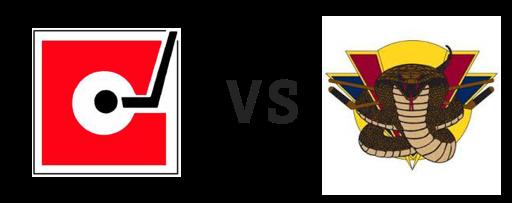Merritt Centennials vs Vernon Vipers
