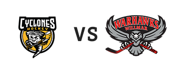 Wausau Cyclones vs Willmar Warhawks