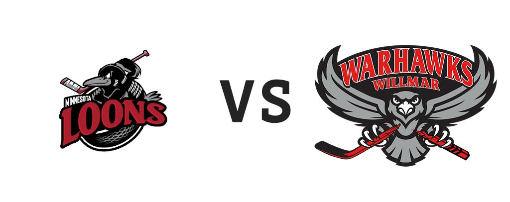 Minnesota Loons vs Willmar Warhawks
