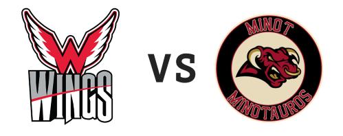Aberdeen Wings vs Minot Minotauros