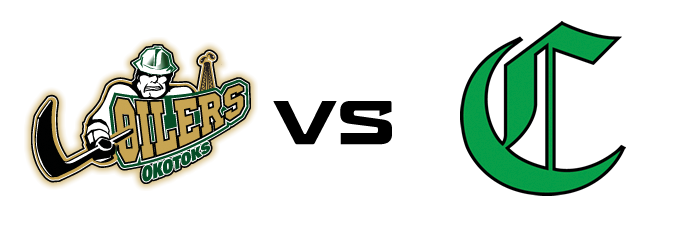 Okotoks Oilers vs Sherwood Park Crusaders