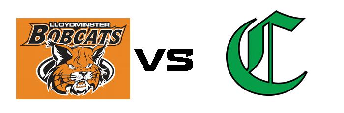 Lloydminster Bobcats vs Sherwood Park Crusaders