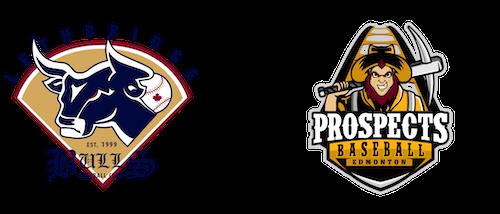 Lethbridge Bulls vs. Edmonton Prospects (Playoffs - Game #2 of the WCBL Finals)