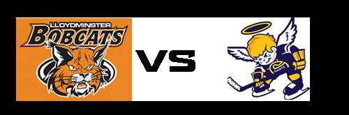 Lloydminster Bobcats vs Spruce Grove Saints