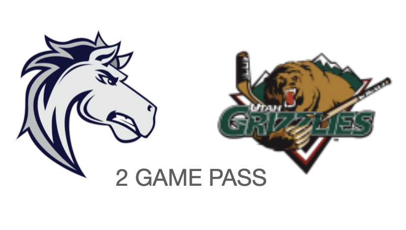 Mustangs and Grizzlies Game Pass