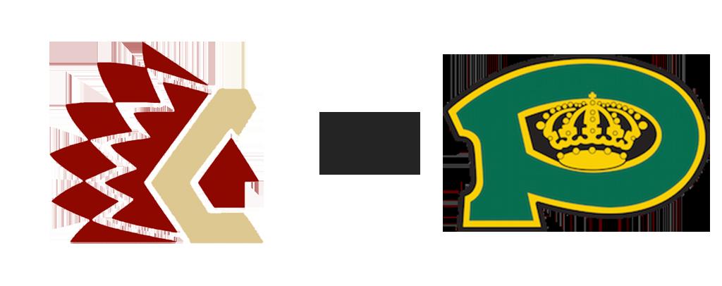 Chilliwack Cheifs vs Powell River Kings