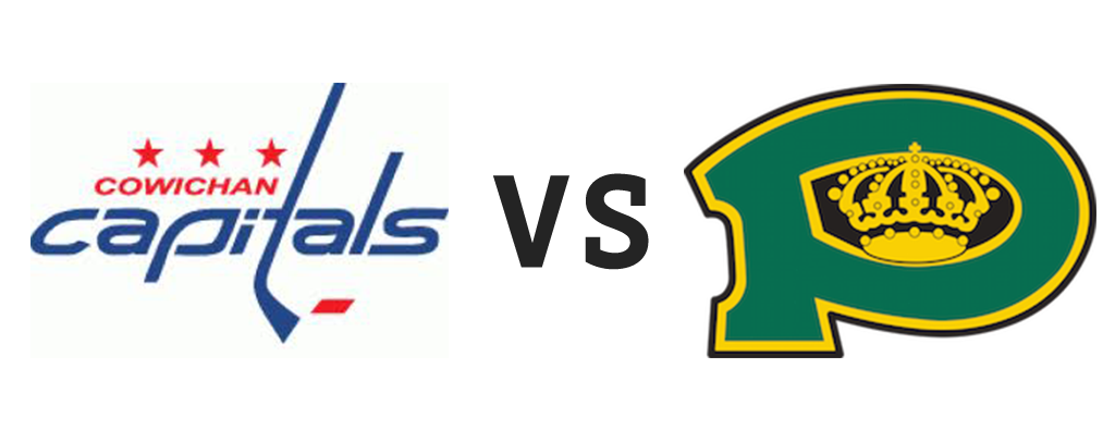 Cowichan Valley Capitals vs Powell River Kings