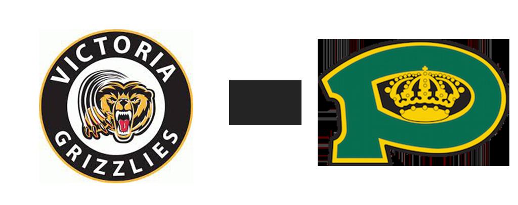 Victoria Grizzlies vs Powell River Kings