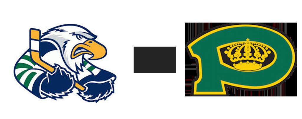 Surrey Eagles vs Powell River Kings