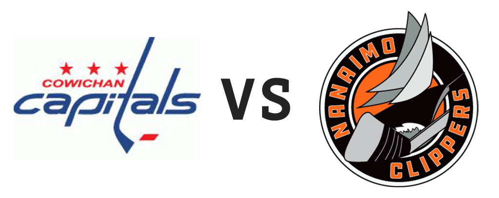 Cowichan Valley Capitals vs Nanaimo Clippers